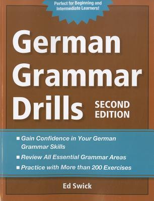 German Grammar Drills By Swick, Ed